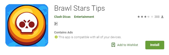 Brawl Stars Tips mod apk