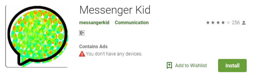 messenger kid mod apk