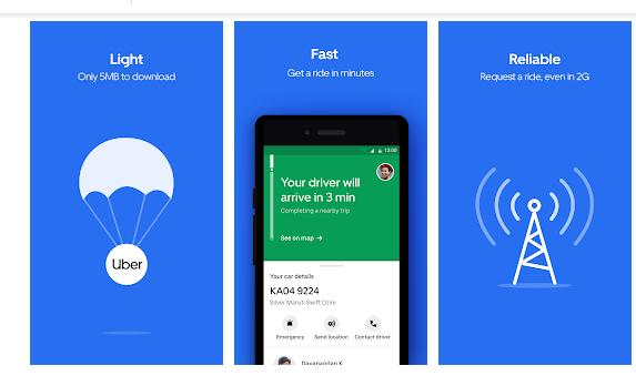 Uber Lite 1.32.10000 mod APK