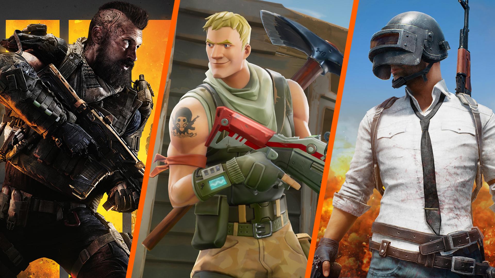 Top 3 PubG Mobile Games Mod APK