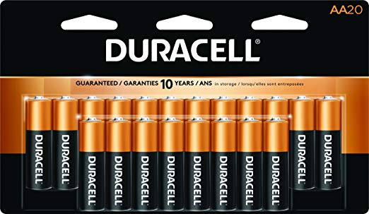 aa batteries duracell