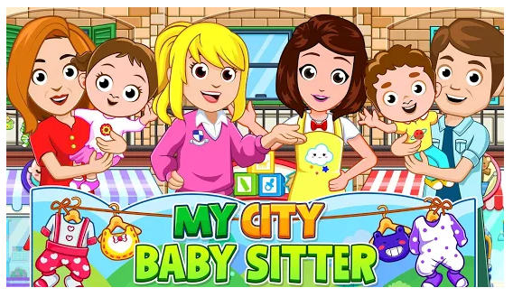My City : Babysitter Mod APK