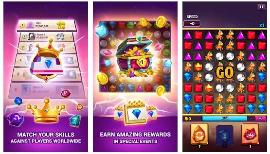 Bejeweled Blitz mod apk