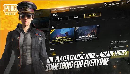 PubG Mobile Games Mod