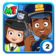 My Town Police Station Mod APK