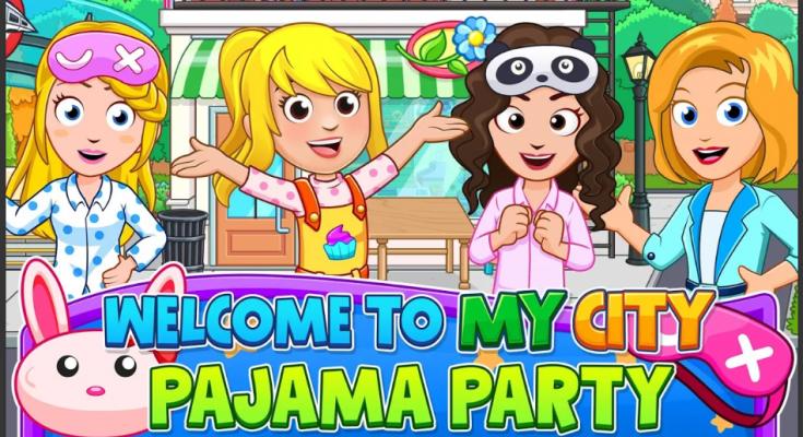 My City : Pajama Party Mod APK