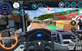 Truck Simulator Vietnam Mod APK