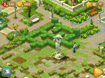 Gardenscapes Mod APK