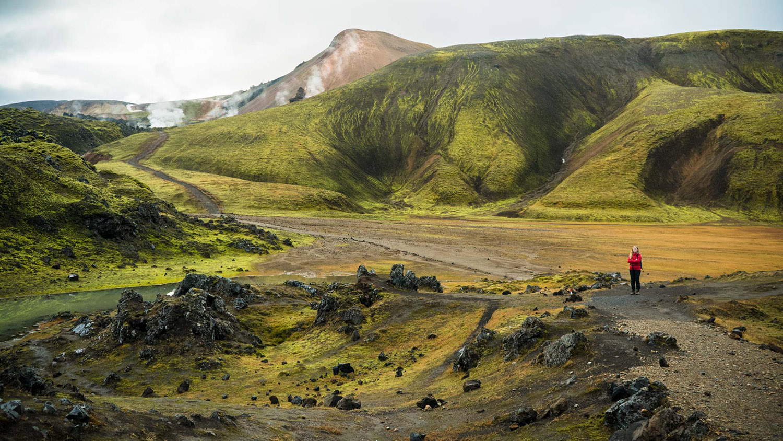 Landmannaugar, Iceland