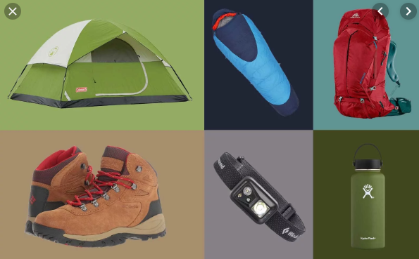 Accessories to consider for hiking