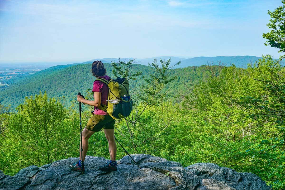 Healthy Goals of Hiking