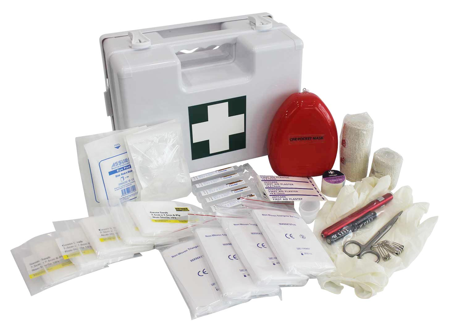 The material of the First Aid Kit